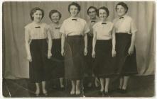 Capel Clos-y-graig's recitation group