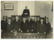 Clos-y-graig Chapel Deacons