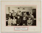 Penboyr School pupils 1962