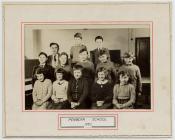 Disgyblion Ysgol Penboyr 1962
