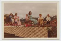 Dre-fach Felindre Carnival late 1960s