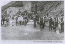 Gweithwyr Cware Llwyd, Cwm-pen-graig, Felindre