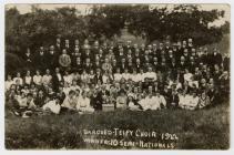 Bargod Teifi Choir 1922