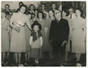 Co'r o'r Almaen, Dre-fach Felindre, 1950au