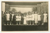 Children's Pantomime, Dre-fach Velindre,...