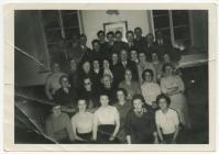 Clos-y-graig Chapel Cultural Society, 1950