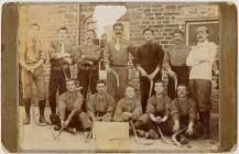 Bargod Rangers Hockey Team, Dre-fach Velindre,...