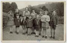 Ysgol Penboyr, 1950au