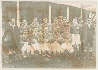 Amateur Football  International Wales v England...