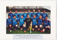 Bargod Rangers 1st Team       promoted to ...