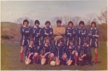 Bargod Rangers FC, Cardiganshire League...