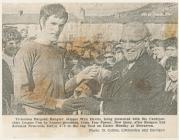 Cardiganshire League Cup Final 1971,           ...