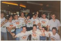 Taith CPD Bargod Rangers i Plymouth 1991
