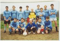 Ail do®m CPD Bargod Rangers, Tymor 1994/95