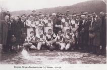 CPD Bargod Rangers, Enillwyr Cwpan Ieuenctid...