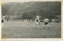 Cardiganshire League Cup Final 1961 – 62,...