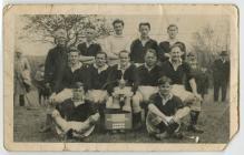 Bargod Rangers FC, League Cup Winners, 1946