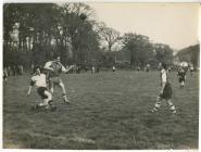 CPD Bargod Rangers v Y Llu Awyr, Aberporth,  c...