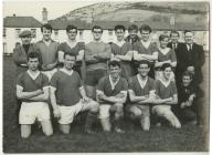 Bargod Rangers FC, Bay Cup Final, 1964/65