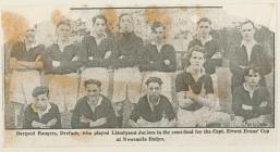Bargod Rangers FC, 1948-49,                    ...