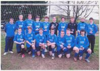 Bargod Rangers FC, Cardiganshire League Youth...