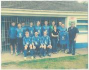 Bargod Rangers FC, Presentation  of 1st Team...