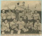 CPD Bargod Rangers,  Enillwyr Cwpan Ceredigion,...
