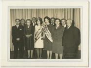 Bargod Rangers Committee choosing a Queen, 1962