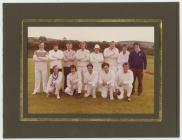 A picture of Dre-fach,Felindre Cricket team ...