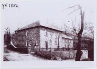 Clos-y-graig Chapel 1852