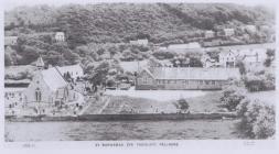 Penboyr School c.1910