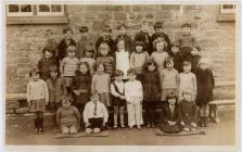 Penboyr School pupils c.1931
