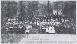 Ysgol Penboyr c.1905