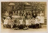 Ysgol Penboyr 1930au