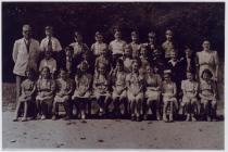Penboyr School 1949