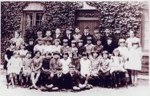 Ysgol Penboyr 1929/30