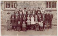 Ysgol Felindre 1933