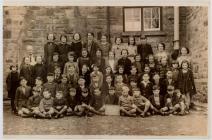 Ysgol Penboyr 1937/38