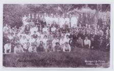Bargod Teifi Choral Society, 1920-1
