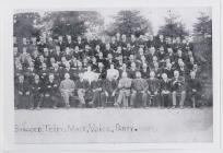Bargod Teifi Male Voice Party 1909
