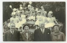 Dre-fach Felindre Carnival, 1960s