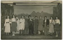 Mother Goose Pantomime, Dre-fach Velindre, 1950s