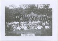 Bargod Teifi Choral Society, 1922