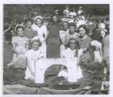 Carnifal Dre-fach Felindre 1950au