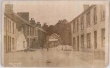 Felindre ger Cross Lane, 1920au
