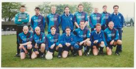 Bargod Rangers, Ceredigion Cup Winners and...