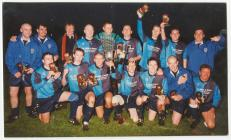 Bargod Rangers Ceredigion Cup Winners and...
