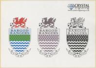 Bargod Rangers badge