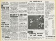 Bargod Rangers Match Report