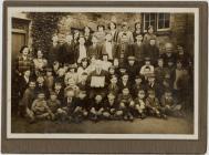 Penboyr School, c.1930